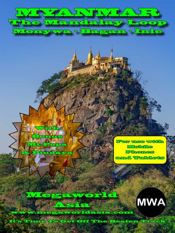 The Mandalay Loop Tour Interactive Travel Guide